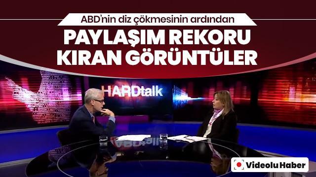 Türkiye-ABD anlaşması sonrası, herkes Erdoğan'ın danışmanın görüntülerini konuşuyor