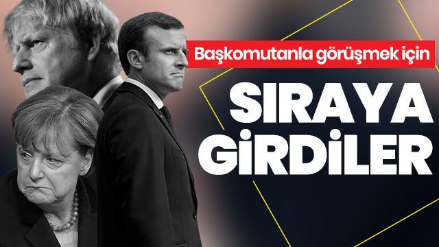 Macron'dan flaş Türkiye açıklaması