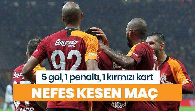 Galatasaray, Devler Ligi öncesi moral depoladı