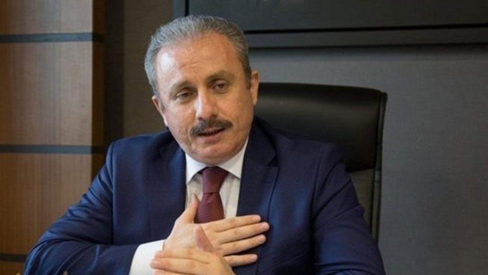 Meclis Başkanı Şentop: Türkiye hedeflerine ulaşmıştır