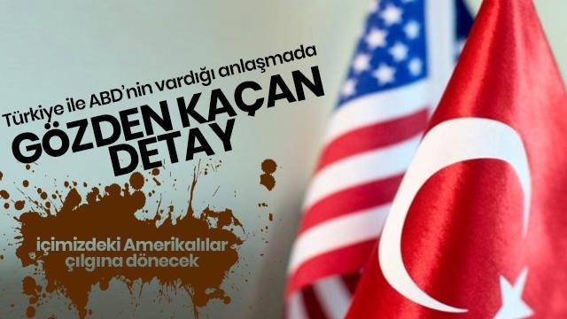 Türkiye ile ABD'nin vardığı anlaşmanın şifrelerini Ceyhun Bozkurt yorumladı