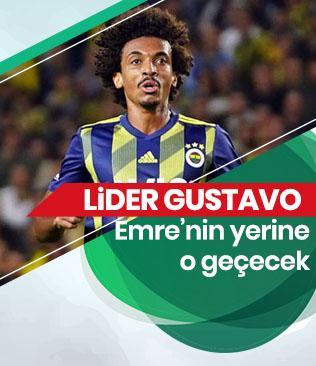 Fenerbahçe'de yeni lider Luiz Gustavo olacak
