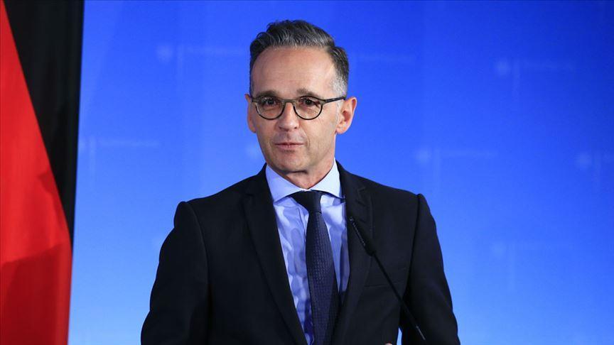 Almanya Dışişleri Bakanı Maas: Silahların susması iyi
