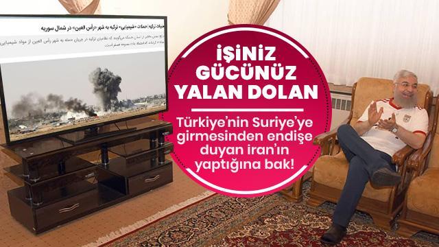 İran'dan Türkiye karşıtı yalan haber!