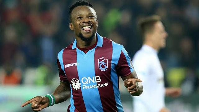 Trabzonspor Onazi'den umudu kesti
