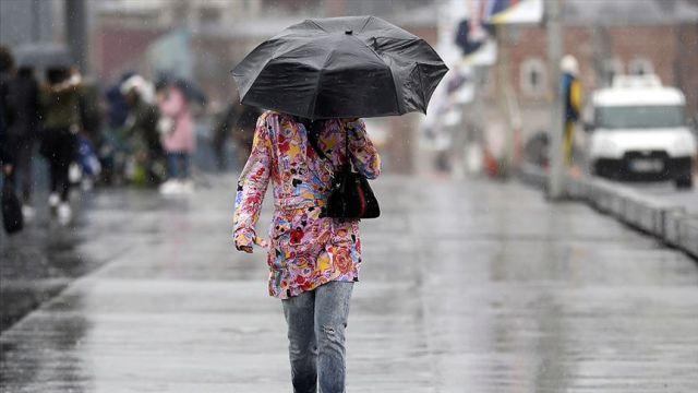 Meteorolojiden sağanak ve sis uyarısı! Hafta boyu etkili olacak