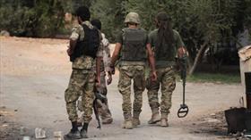 Suriyeli Muhaliflerden 'kimyasal silah' iddiasına yalanlama