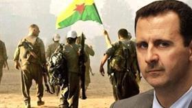 Rejim ve PKK yan yana! Halk Mehmetçiği bekliyor
