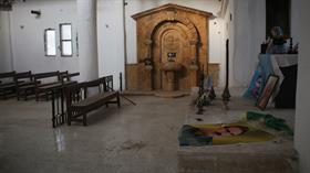 YPG/PKK Ermeni kilisesini de karargah olarak kullandı