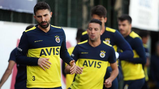 Fenerbahçe'de Hasan Ali Kaldırım geri dönüyor