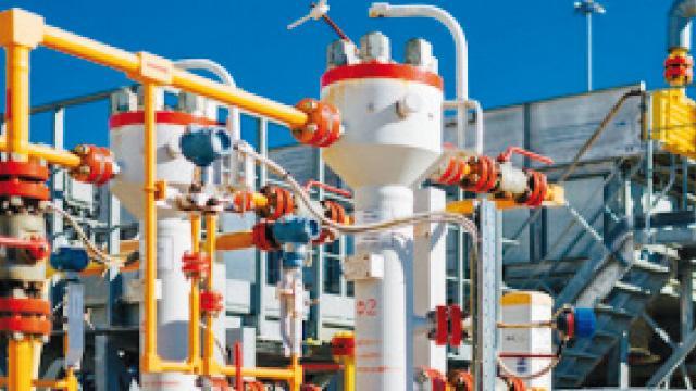 Türkakım hattına doğalgaz veriliyor