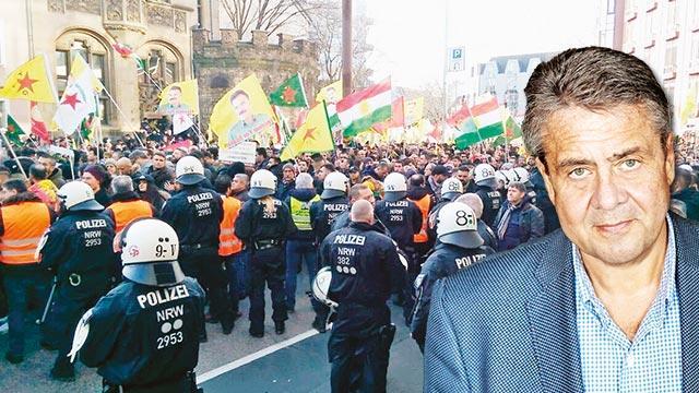 """""""PKK silah veuyuşturucu satıyordu"""""""