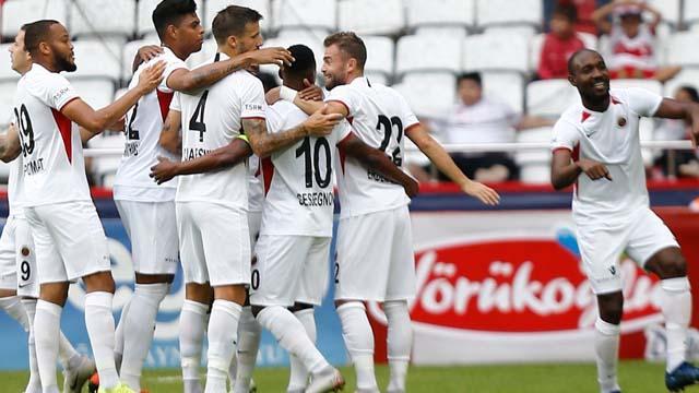 Gençlerbirliği'ndan Antalyaspor'a yarım düzine gol