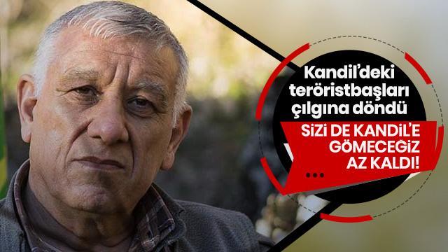 Anlaşma PKK'yı çıldırttı! Terörist başından YPG'ye çağrı: Çıkmayın