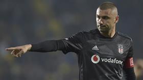 Burak Yılmaz'ın Galatasaray derbisinde oynayıp oynayamayacağı yapılacak kontrollerin ardından belli olacak