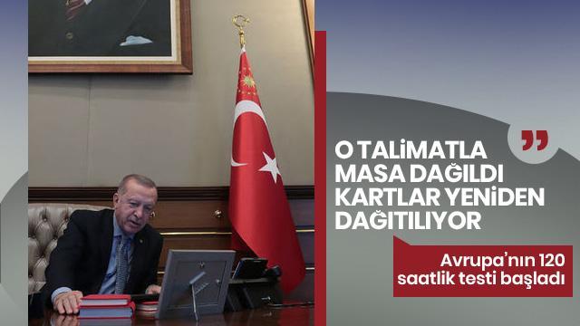 Türkiye masayı dağıttı, kartlar yeniden dağıtılıyor! İşte Star Gazetesi Açık Görüş ekine yazan Hakan Çopur'un o analizi...