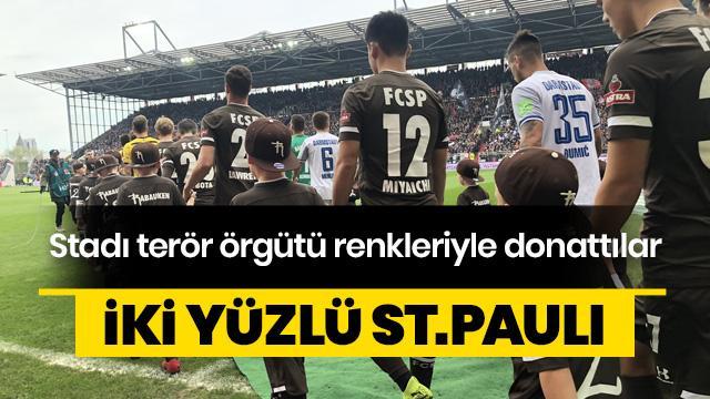 İki yüzlü St. Pauli!
