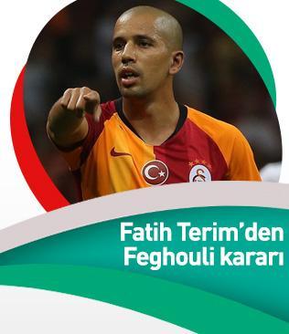 Fatih Terim, Real Madrid maçında asları ilk 11'de sahaya sürecek