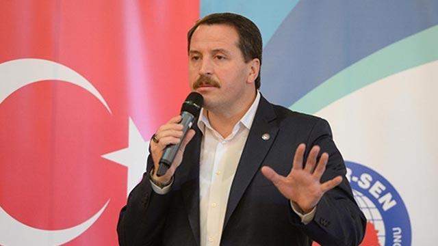 Memur-Sen Genel Başkanı Ali Yalçın: Kamu görevinde kariyer ve liyakat sistemi kurulmalı