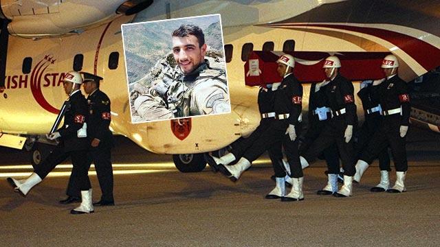 Şehit Uzman Onbaşı Sefa Fındık'ın cenazesi memleketi Tokat'a getirildi