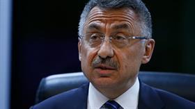 Cumhurbaşkanı Yardımcısı Fuat Oktay: Yaklaşık 2 milyon Suriyeli'nin geri dönüş yapmasını planlıyoruz