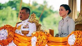 Tayland Kralı, eşi Wongvajirapakdi'nin rütbesi ve unvanını elinden aldı