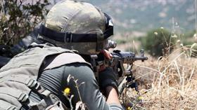 Diyarbakır'da biri gri listede, 2 PKK'lı teröristin etkisiz hale  getirildi