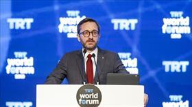 'Küresel terör ve göç sorunuyla tek başımıza mücadele ediyoruz'