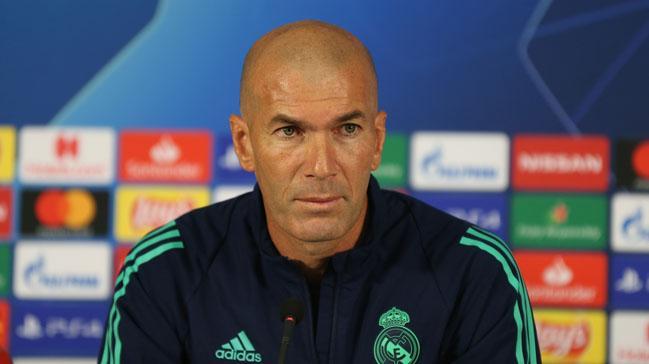 Zinedine Zidane: Yarından başlayarak hepsini kazanmak istiyoruz