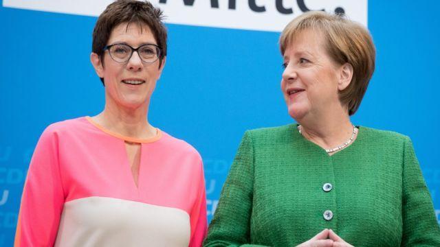 Almanya çark etti! Suriye için 'uluslararası güvenli bölge' önerisinde bulunmuşlar