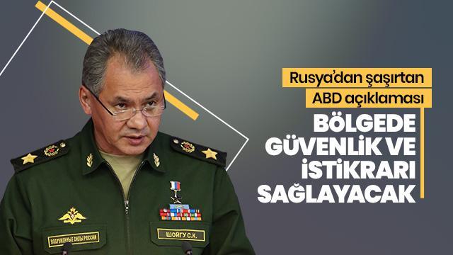 Rusya'dan son dakika Suriye açıklaması