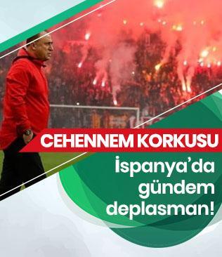 İspanya'da gündem Galatasaray deplasmanı