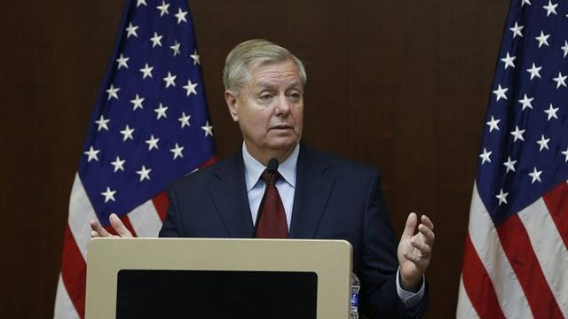 ABD'li senatör Graham: İsrail'i korumak bir numaralı  hedefimiz