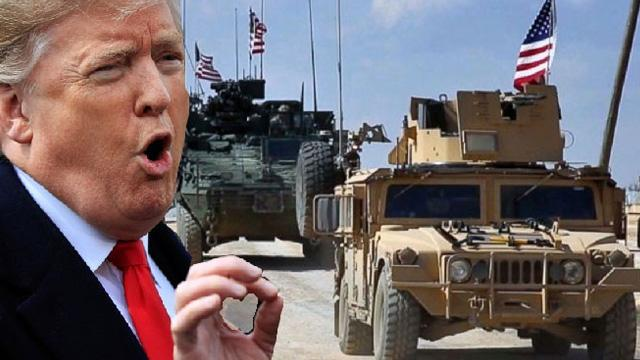 'ABD 200 askeri Suriye'de bırakabilir' iddiası
