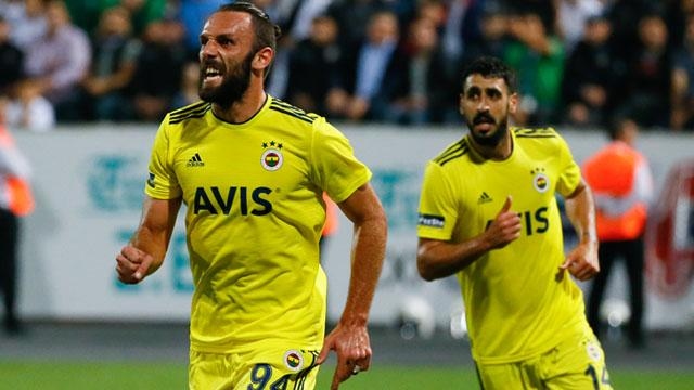 Vedat Muriqi atınca Fenerbahçe kaybetmiyor