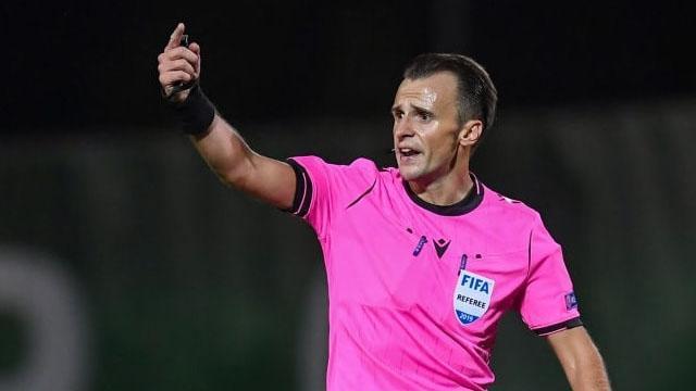 Başakşehir-Wolfsberger maçına Boşnak hakem atandı