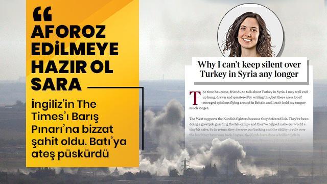 İngiliz The Times Yazarından ortalığı karıştıracak yazı: PKK Batı'yı savunmak için değil...