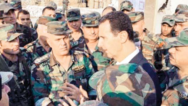 Esed'den İdlib'de katliam hazırlığı