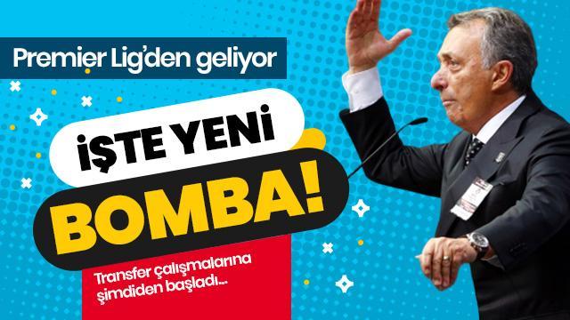 Beşiktaş'ın yeni başkanı Ahmet Nur Çebi'nin ilk bombası Premier Lig'den!
