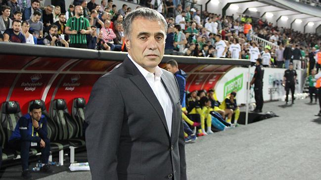 Ersun Yanal: Şampiyonluk için bu oyun yetmez tempoyu yükseltmemiz gerek