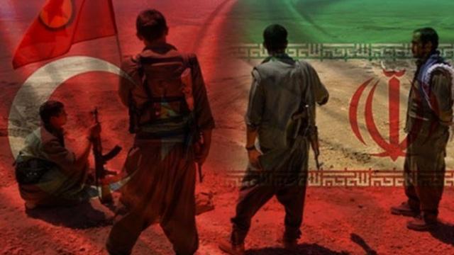 İran terör örgütü PKK/PYD ile bağını kesmedi mi? İran sınırından 3 günde 3 gün saldırı!