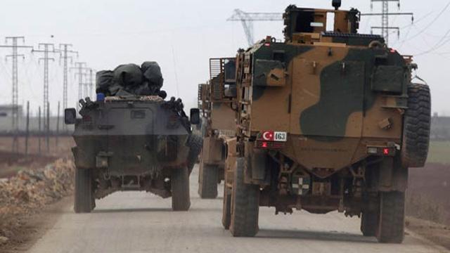 'Fırat'ın batısında Tel Rıfat'a, Münbiç'e hatta Ayn-el Arap'a operasyon olabilir'