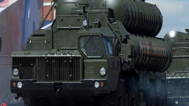 İkinci parti S-400'lerin sevkiyatı tamamlandı