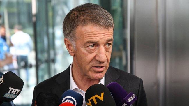 Ahmet Ağaoğlu'ndan Kulüpler Birliği açıklaması: Mehmet Sepil'i önerdim