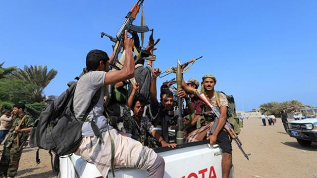 Husiler: Sudanlı askerleri esir aldık
