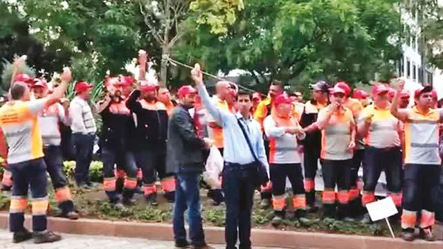 CHP'li belediyeye kıyım isyanı