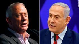 Terör devleti İsrail'de hükümet krizi! Ondan umutlu değiller ama sıra Gantz'da