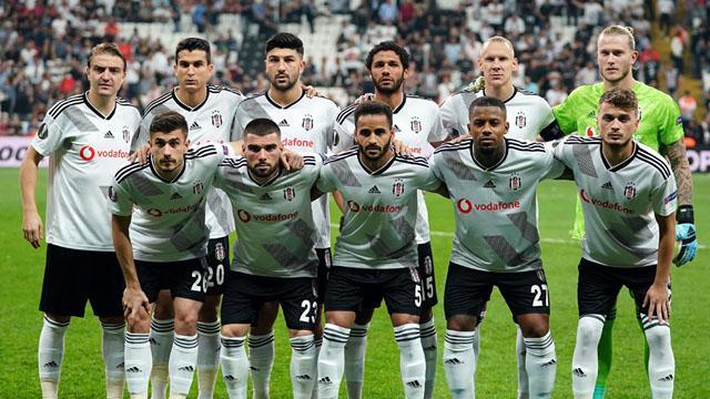 Beşiktaş'tan beyaz sayfa