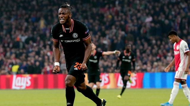 Batshuayi Chelsea'yi galibiyete uçurdu
