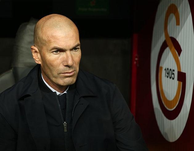 Zidane: 'Galatasaray sayısız zorluk çıkardı'